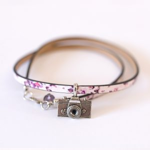 Camera Accessories Jewellery Bracelet Purple