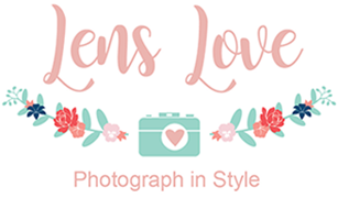 Lens Love Photograph Accessories Logo