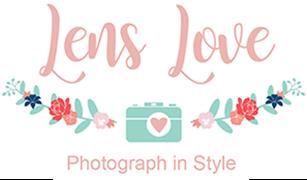 Lens Love Photograph Accessories Logo