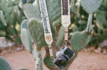 Photography Accessories - Silver Shine Camera Strap